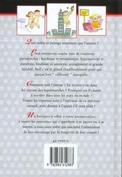 Le Petit Livre Illustre De L'Amour - 4ème de couverture - Format classique