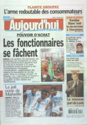 Aujourd'Hui En France N°1145 du 17/01/2005 - Couverture - Format classique