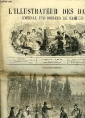 L'Illustrateur Des Dames - Journal Des Soirees De Famille N°49 1re Annee - Couverture - Format classique
