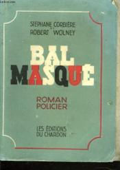 Bal Masque. Roman Policier. - Couverture - Format classique