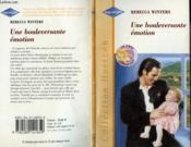 Une Bouleversante Emotion - The Billionaire And The Baby - Couverture - Format classique
