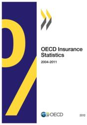 Vente livre :  OECD Insurance Statistics  2012  - Collectif