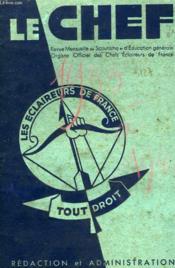 Le Chef N°127 Janvier 1933 - Couverture - Format classique