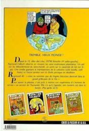 Raymond Calbuth T.3 ; Bourreau Des Coeurs - Couverture - Format classique