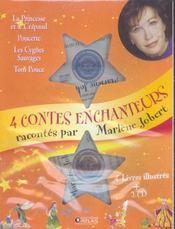 4 Contes Enchanteurs - Intérieur - Format classique