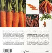 La carotte - 4ème de couverture - Format classique
