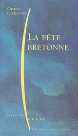 La fete bretonne - Intérieur - Format classique