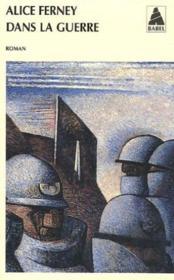 Dans la guerre - Couverture - Format classique