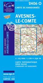 Avesnes le comte - Couverture - Format classique