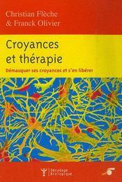 Croyances Et Therapie - Intérieur - Format classique