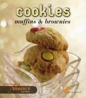 Muffins, cookies et brownies - Intérieur - Format classique