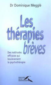 Les Therapies Breves - Intérieur - Format classique