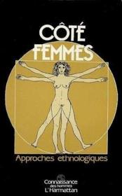 Cote Femmes Approches Ethnologiques - Couverture - Format classique