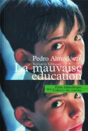 Mauvaise education (la) - Couverture - Format classique