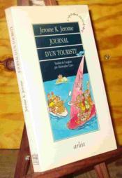 Journal D'Un Touriste - Couverture - Format classique