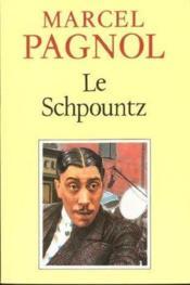 Le Schpountz - Couverture - Format classique