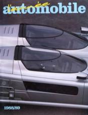 L'Annee Automobile T.36 ; 1988/1989 - Couverture - Format classique