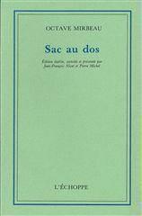 Sac Au Dos - Couverture - Format classique