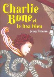 Charlie bone et le boa bleu - Intérieur - Format classique