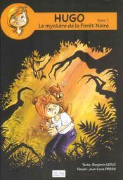 Hugo t.1 ; le mystère de la forêt noire - Intérieur - Format classique