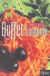 Buffet a volonte - Intérieur - Format classique