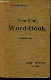 Pratical Word Book - English - French - Couverture - Format classique