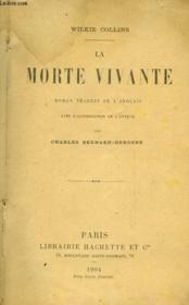 La Morte Vivante - Couverture - Format classique
