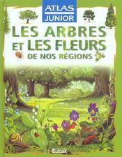 Atlas junior arbres et fleurs de nos régions - Intérieur - Format classique