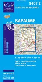 Bapaume - Couverture - Format classique