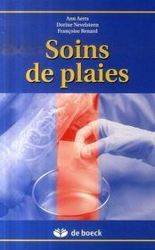 Soins de plaies - Intérieur - Format classique