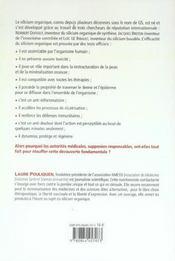 Silicium Organique De Loic Le Ribault (Le) - 4ème de couverture - Format classique