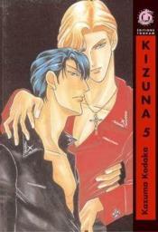 Kizuna -Tome 05 - Couverture - Format classique