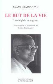 But De La Vie (Le) - Intérieur - Format classique