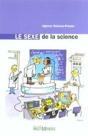Le sexe de la science - Intérieur - Format classique