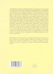 Art Et Multitude Neuf Lettres Sur L'Art - 4ème de couverture - Format classique