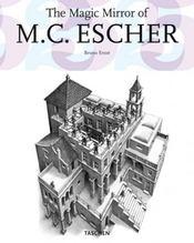 Le miroir magique de M.C. Escher - Intérieur - Format classique