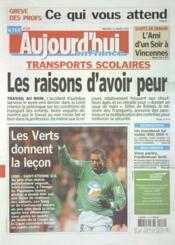 Aujourd'Hui En France N°1147 du 19/01/2005 - Couverture - Format classique