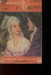 Mademoiselle De Maupin - Tome 2 - Couverture - Format classique
