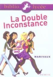La double inconstance – Pierre de Marivaux, Marivaux