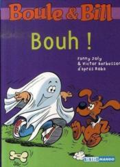 Boule et Bill t.9 ; bouh ! - Couverture - Format classique