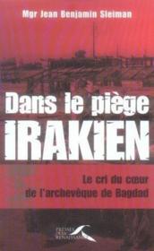 Dans Le Piege Irakien - Couverture - Format classique