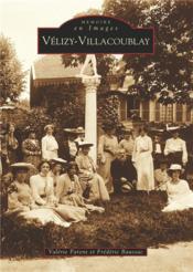 Vélizy-Villacoublay - Couverture - Format classique