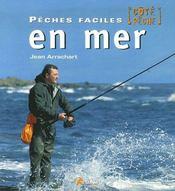 Pêche facile en mer - Intérieur - Format classique