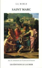 L'Evangile Selon Saint Marc - Couverture - Format classique