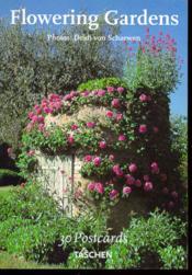Jardins Fleuris - Couverture - Format classique