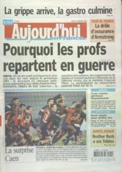 Aujourd'Hui En France N°1148 du 20/01/2005 - Couverture - Format classique