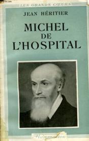 Michel De L'Hospital. - Couverture - Format classique
