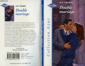 Double mariage - Couverture - Format classique