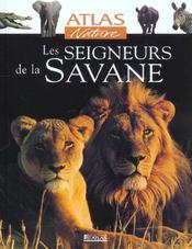 Les Seigneurs De La Savane - Intérieur - Format classique