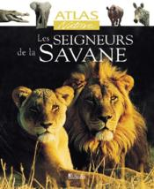 Les Seigneurs De La Savane - Couverture - Format classique